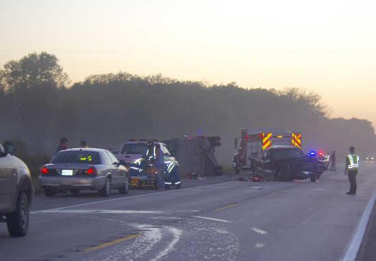 Local News: Deerfield man dies in Friday crash on U S  54