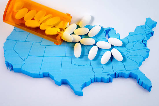 Local News: The ongoing opioid crisis: Examining state and
